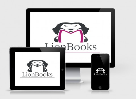 lion books logo