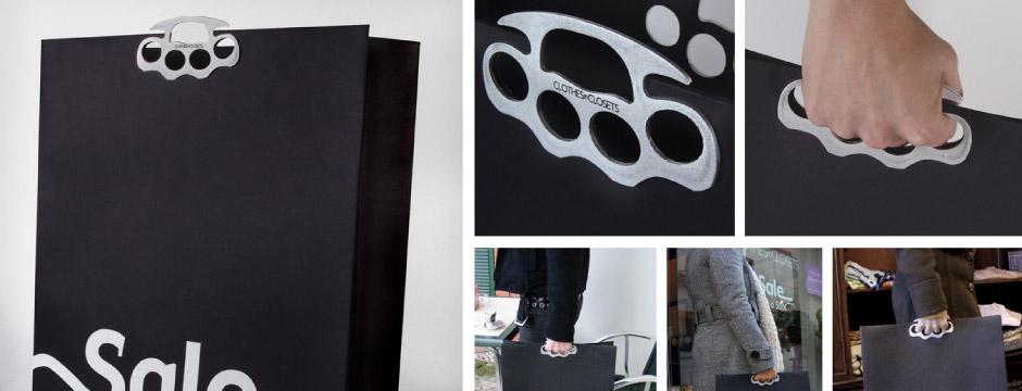 30 diseños creativos de las bolsa de la compra