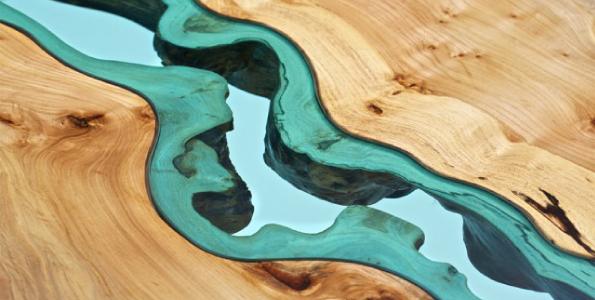 Mesas de madera originales