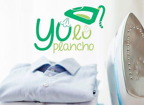 logotipo planchado