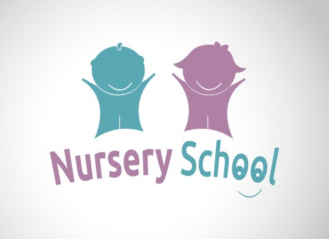 nursery school logo