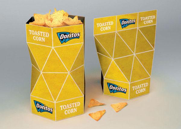 Doritos Packaging Concept by Petar Pavlov
