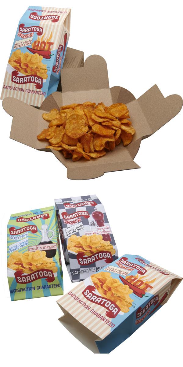 Potato Chip Package by Brett Naughton