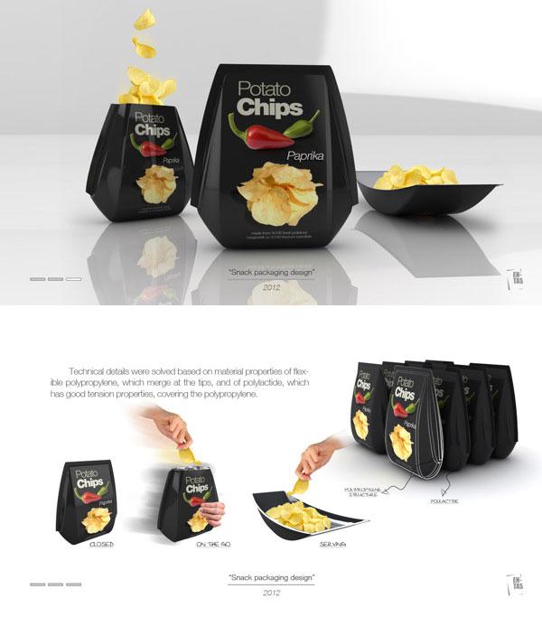 Snack by EN-TAS