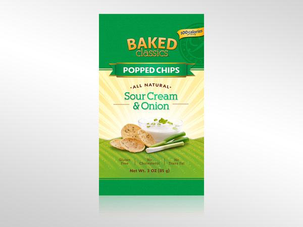 Potato Popped Crisps by David Robles