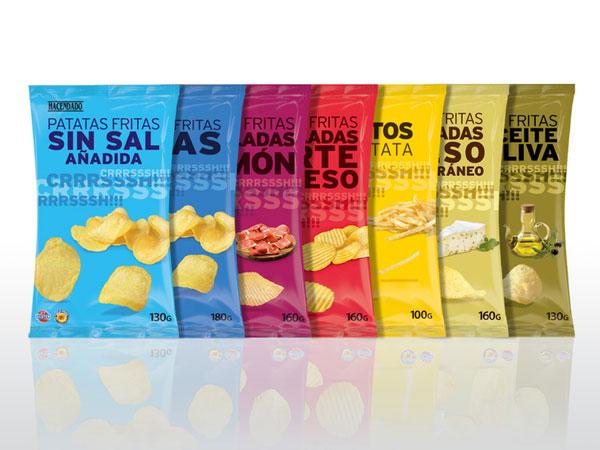 Hacendado chips by Pilar Valdes